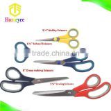 Best price 5pcs different size hairdresser scissors set