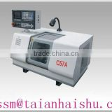The dentist special products C57A mini cnc lathe machine with CE certification from Shandong Haishu