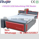 Factory cheap price 1224 cnc router advertising machine,wood cutting cnc router,router cnc baratos with CE/ISO certificate