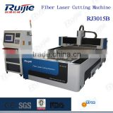 Fiber Laser Cutting Machine RJ3015B 1000W/1200W/1500W/2000W with Japan Yaskawa servo motor