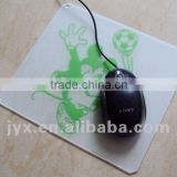 2012 acrylic arm rest mouse pad