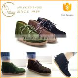 Shoe manufacturer ladies winter italian suede shoes