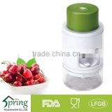 CHEERY AND STRAWBERY PITTER/FRUIT CUTTER/VEGETABLE CHOPPER/VEGETABLE SLICER/CUCUMBER SLICER/GALIC CHOPPER