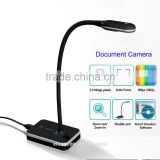 Cmos image sensor, auto focus Document camera,digital visualizer,HDMI,VGA,education equipment
