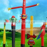 Various air dancer advertising inflatable dancers items with CE blower,cheap sky dancer balloon china factory price