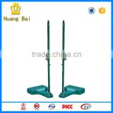Hot Sell Galvanized Steel Portable Badminton Net Stand For Backyard
