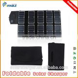 65W sunpower high efficiency pv solar panel for phone,lap top/12V battery