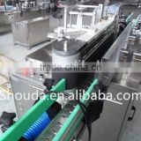 Factory price Automatic wet glue labeling machine for chemical, medicine, food and beverage