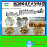 HAIYUAN Brand Automatic isolate textured vegetable soy protein machine/making machine/machinery
