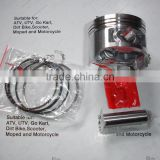 lifan 200cc water cool piston ring 50mm Piston&Ring Fits 200CC LIFAN water cool Engine parts