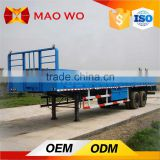 New design large carrier bulk cargo side wall semi trailer for sale