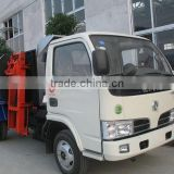 5m3 refuse collector truck, arm roll container refuse truck,garbage truck