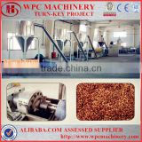 Co-ratating Parallel Twin-screw PP PE Plastic Recycling Granulating Pelletizer Machine Production Line