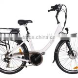 High performance 250W electric bicycle/Adjustable stem electric bike/aluminium alloy 26' bicycle/250W electric bike (TK-EB006C)