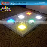 LED Brick Waterproof automatic color changing outdoor,paving brick light