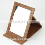 new fashionable and classic cosmetic mirror/home mirror/ foldable mirror/ bath mirrorwith good quality