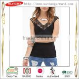 Design Your Own Sexy Lace Tank Top Women Camisole