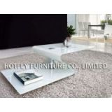 HOT BENDING GLASS COFFEE TABLE CT042