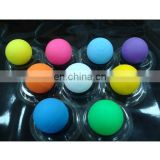 High Quality Gym Rubber Hockey Ball, Lacrosse Ball, Massage Ball