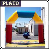Customized inflatable square arch for entrance/ door design inflatable arch for activities
