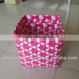 PP hand woven Basket