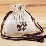 Burlap Bags with Drawstring Gift Jute bags Included Cotton Lining