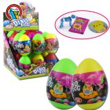 China Cheap Plastic Eggs Toys Candy