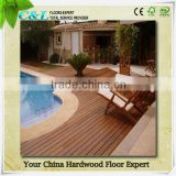 Foshan Solid Teak Swimming Pool Decking Wood Flooring