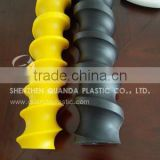 MC nylon/UPE/UHMWPE screw