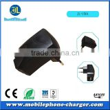 Universal USB Travel charger for all mobile phone top raw material wall charger