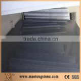 High Polished China G654 Impala Black Granite Polished Tile for Flooring/Wall Cladding