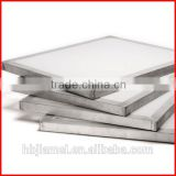 Machine spare part aluminum screen frame for screen printing/aluminum frames in silk screen printing