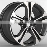 via jwl rims wheels 5x114.3 rims for 2014 KIAs FORTE wheels