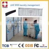 UHF textile RFID tag for tracking uniform/work clothes/laundry