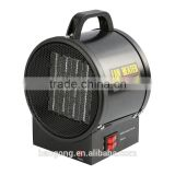 1500w 120v north America PTC ceramic heating element portable electric fan heater