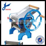 2015 top sale High quality Best price OEM stainless steel manual pasta machine in grain product making machines