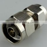 Popular sale!! N Straight Male To N Straight Male Adaptor used to connecting between RF cable, rf coaxial antenna adaptor