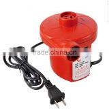 household family use 220v electric air bed pump