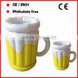 PVC Inflatable ice buckets for sale EN71 & PHTHALATE FREE