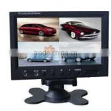 7 inch car split monitor for car