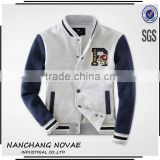 2014 autumn winter wholesale brand baseball jacket man cheap tracksuits sports wear plus size mens clothing