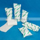 Medical bandage, plaster of paris bandage, plaster bandage, Gypsum bandage, Belly cast bandage