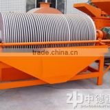 High quality and high efficiency magnet separator