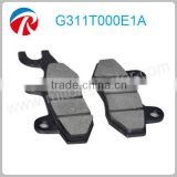 motorcycle brake pad,Gy6 scooter universal disk brake pads