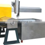 New design CNC waterjet cutting machine marble/granite/foam/stone grooving Water jet cutting machine