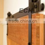 China supplier stainless steel Barn Door Hardware Kit                                                                         Quality Choice