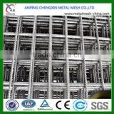 Low Carbon Iron Reinforcing Welded Wire Mesh Panel                                                                         Quality Choice