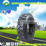 Concrete mixer rubber tire sale for solid forklift tire 7.00-9 supplied by a reliable Chinese company best tire manufacturer