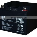 12V 45AH rechargeable battery for lead acid battery 12v accu