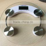 Tempered glass electronic weighing scale with AS/NZS2208:1996, BS6206, EN12150 certificate
